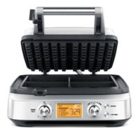 Breville® The Smart Waffle™ Pro 4 Slice