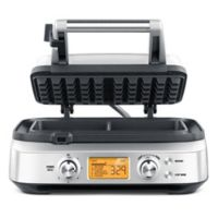 Breville® The Smart Waffle™ Pro 2 Slice