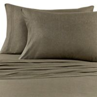 Pure Beech® 100% Modal Jersey Knit Standard Pillowcases in Black