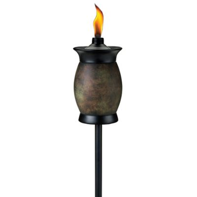 bed bath and beyond lighting. tiki 4in1 multiuse torch in stone bed bath and beyond lighting p