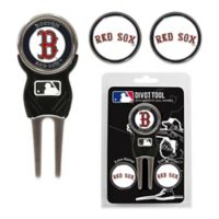 MLB Boston Red Sox Divot Tool with Markers Pack