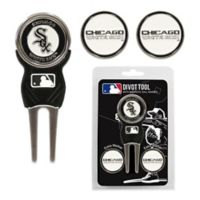 MLB Chicago White Sox Divot Tool with Markers Pack