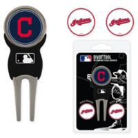 MLB Cleveland Indians Divot Tool with Markers Pack