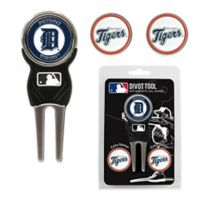 MLB Detroit Tigers Divot Tool with Markers Pack