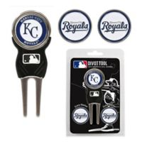 MLB Kansas City Royals Divot Tool with Markers Pack