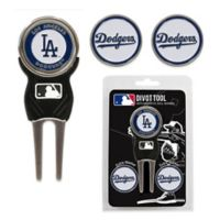 MLB Los Angeles Dodgers Divot Tool with Markers Pack