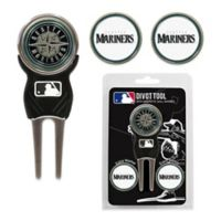 MLB Seattle Mariners Divot Tool with Markers Pack