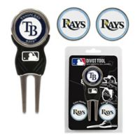 MLB Tampa Bay Rays Divot Tool with Markers Pack