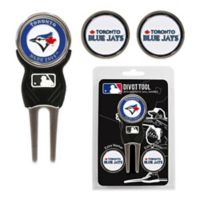 MLB Toronto Blue Jays Divot Tool with Markers Pack