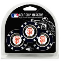 MLB San Francisco Giants Golf Chip Ball Markers (Set of 3)