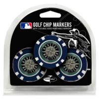 MLB Seattle Mariners Golf Chip Ball Markers (Set of 3)