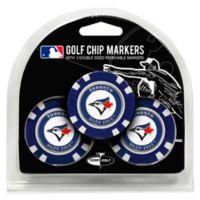f62a45c0c5dc MLB Toronto Blue Jays Golf Chip Ball Markers (Set of 3)