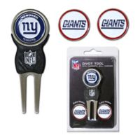 NFL New York Giants Divot Tool with Markers Pack