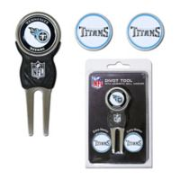 NFL Tennessee Titans Divot Tool with Markers Pack