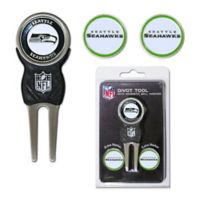 NFL Seattle Seahawks Divot Tool with Markers Pack