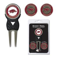 University of Arkansas Divot Tool with Markers Pack