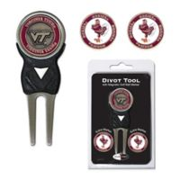 Virginia Tech Divot Tool with Markers Pack
