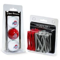 Ohio State University Golf Ball and Tee Pack