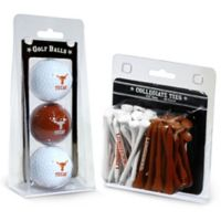 University of Texas Golf Ball and Tee Pack