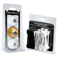 University of Purdue Golf Ball and Tee Pack