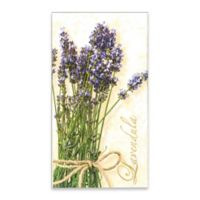 Lavendula 15-Count Guest Towels