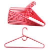 Merrick 72-Count Value Pack Heavyweight Hangers in Light Pink
