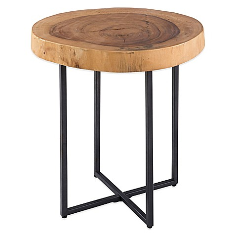 Robin Raw Wood Table With Metal Base  Bed Bath & Beyond. Cute Desk Lamps. Baby Table And Chairs. 12 Drawer Organizer. Under Desk Shelf. Bar Desk Furniture. Rustic Pine Coffee Table. Images Of School Desks. Steelcase Tanker Desk