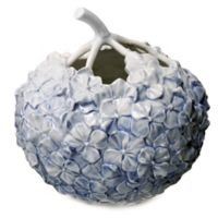 Royal Copenhagen The Art of Giving Flowers 4-Inch Hydrangea Vase in Blue