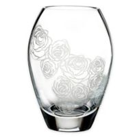 Monique Lhuillier Waterford® Sunday Rose 4-Inch Posy Vase