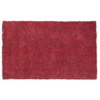 KAS Bliss 5-Foot x 7-Foot Area Rug in Red Heather