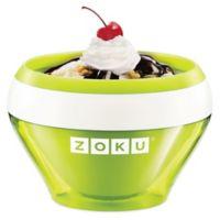 Zoku® Ice Cream Maker in Green