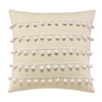 Lady Antebellum Heartland™ American Honey Square Throw Pillow in White