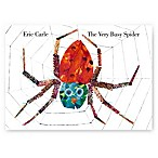 The Very Busy Spider Book by Eric Carle