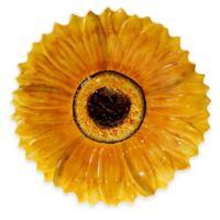 Certified International French Sunflower 3D Serving Bowl