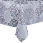Waterford® Linens Valentina 70-Inch x 144-Inch Oblong Tablecloth in Sky Blue