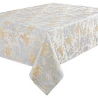 Waterford® Linens Eva 70-Inch Round Tablecloth