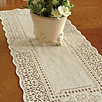 Heritage Lace® Canterbury Classic 36-Inch Table Runner in Ecru