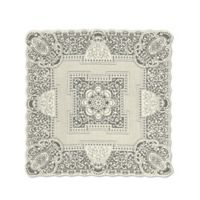 Heritage Lace® Canterbury 36-Inch Table Topper in Ecru