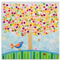 Oopsy Daisy Jelly Bean Tree Canvas Wall Art