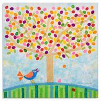 Oopsy Daisy Jelly Bean Tree Canvas Wall Art