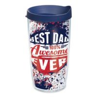 "Tervis® ""Best Dad Ever"" 16 oz. Splatter Wrap Tumbler with Lid"