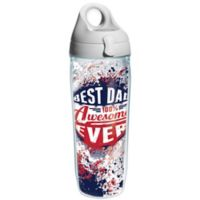 "Tervis® ""Best Dad Ever"" 24 oz. Splatter Wrap Water Bottle with Lid"