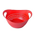 Architec® Homegrown Gourmet 4 qt. Harvest Colander in Red