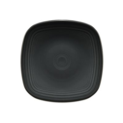 Fiesta® Square Luncheon Plate in Slate  sc 1 st  Bed Bath \u0026 Beyond & Buy Fiesta® Square Luncheon Plate Open Stock Plates from Bed Bath ...