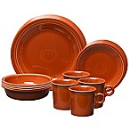 Fiesta® 16-Piece Dinnerware Set in Paprika