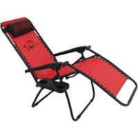 University of Arkansas Zero Gravity Chair
