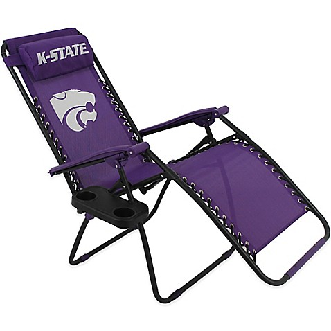 Buy Kansas State University Zero Gravity Chair From Bed