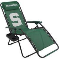 Michigan State University Zero Gravity Chair