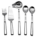Winco 5-Piece Hollow Handle Serving Set in Stainless Steel