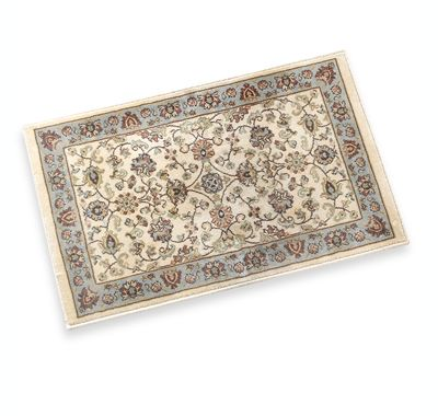 Verona Classic Ivory Blue Rugs Bed Bath Amp Beyond
